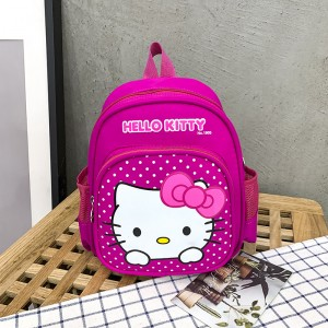 balo cho bé hello kitty