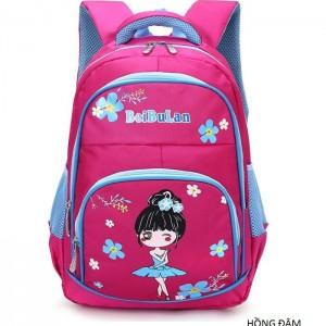 balo đi học đẹp màu hồng