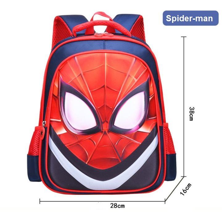 balo siêu nhện cho bé